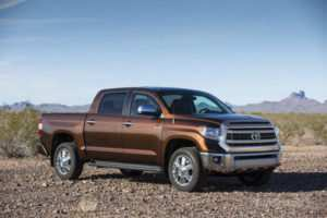 2017 Toyota Tundra Diesel Price and Specification