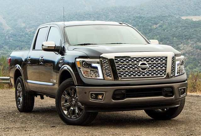 The 2018 Nissan Titan Extended Cab Specs Sneak-peek